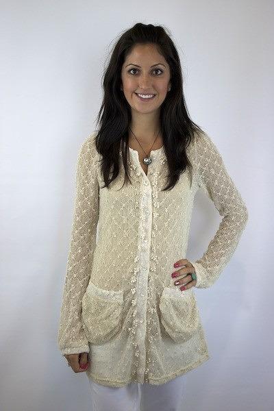 A'Reve Lacey Girl Vest