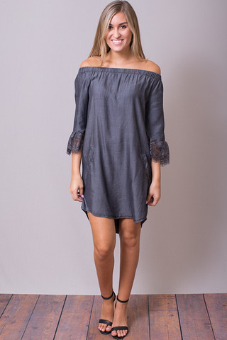Billy T Button Back Tunic