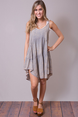 Blue Life Desert Dancer Dress