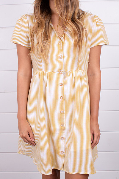 Hem and Thread Sally Dress 2