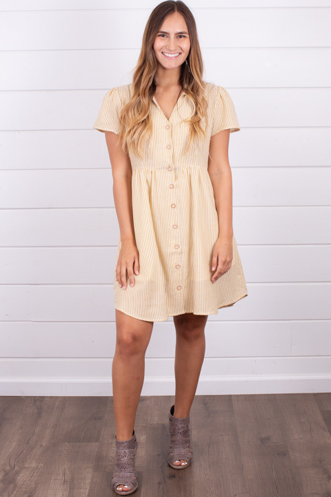 Hem and Thread Sally Dress