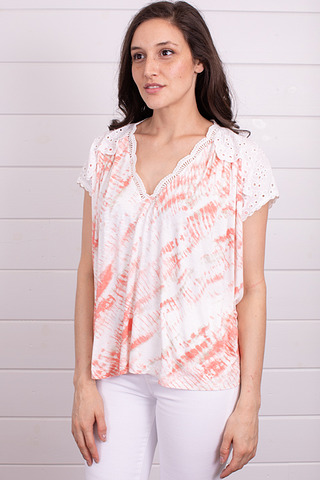 Coral Reef Blouse