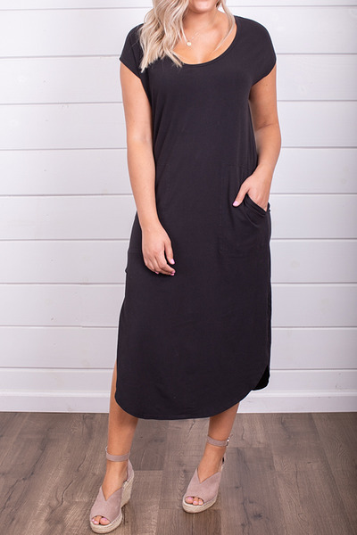 Z Supply The Leira Midi Dress 3