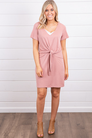 Heartloom Rose Elliot Dress