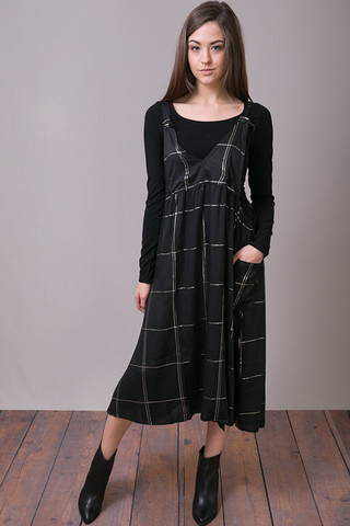 Knot Sisters Prairie Dress