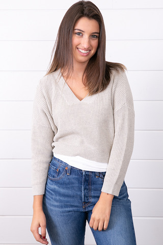 Knot Sisters Bridget Sweater