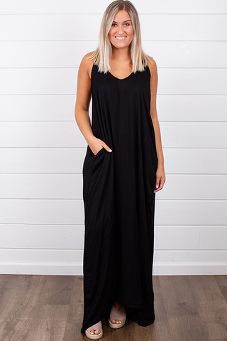 Lovestitch Challis Maxi