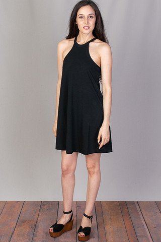 Z Supply The Mei High Neck Dress