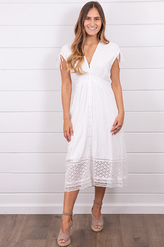 Heartloom Spencer Dress