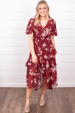 Lovestitch Rose Water Maxi