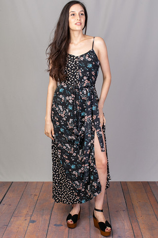 Mystree Mixed Florals Maxi