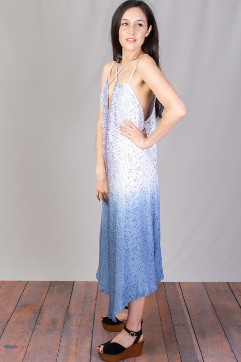 Mystree Ombre Printed Maxi 4
