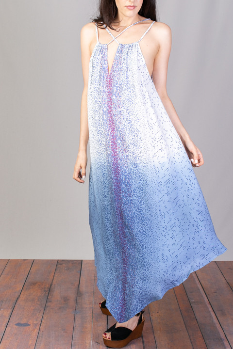 Mystree Ombre Printed Maxi 2