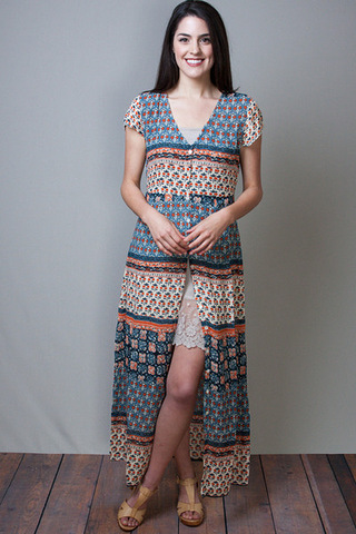 Raga Autumn Meadow Dress