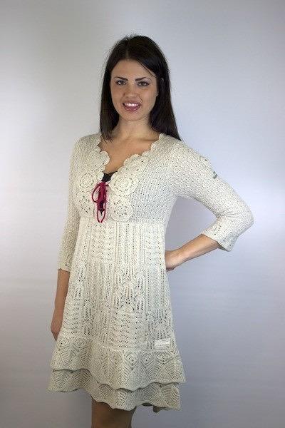 Odd Molly Kahlo Knit Tunic