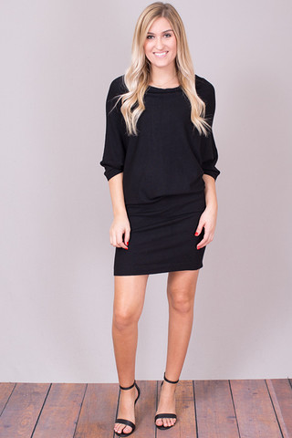 Lovestitch Midnight Sweater Dress