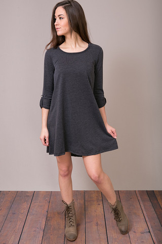 Z Supply The Symphony Dress Black