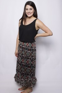 Tribal Skirt Dress