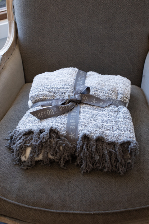 Barefoot Dreams Cozy Chic Horizon Throw