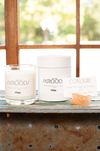 Krood Conjure Candle