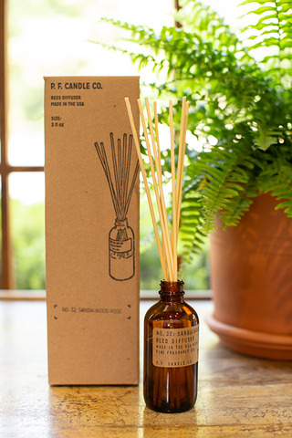P.F Candle Co. Sandalwood Rose Diffuser