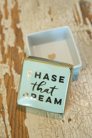 Charm School Box Chase That Dream