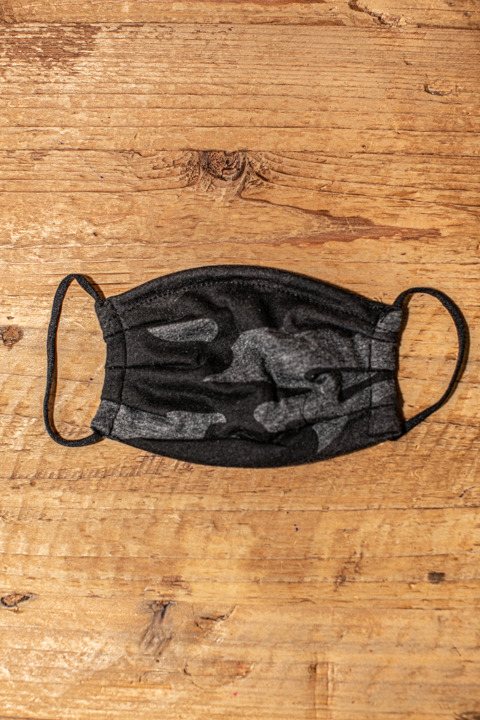 Z Supply The Mask Dark Camo
