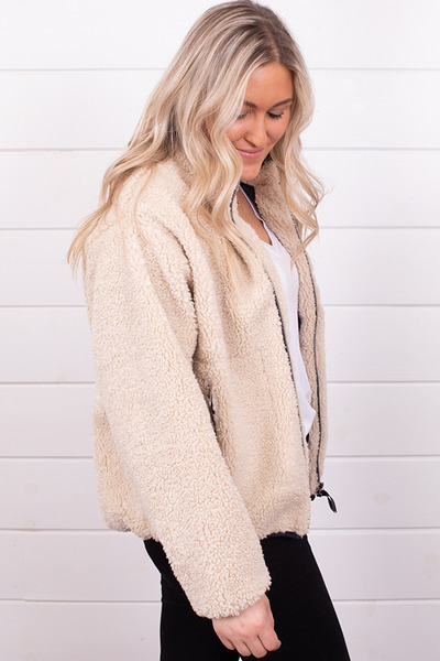 By Together Cozy Sherpa Jacket 2