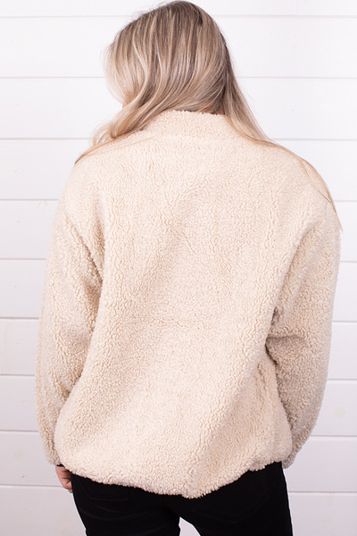 By Together Cozy Sherpa Jacket 3