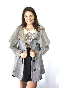Lovely Tweed Coat