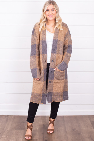 Mystree Mr Rodgers Cardi