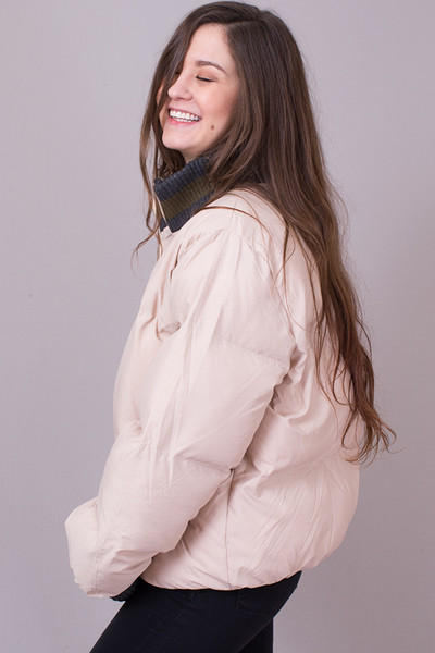 POL Blush Puffer Jacket 4