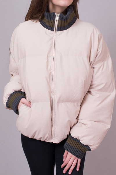 POL Blush Puffer Jacket 2