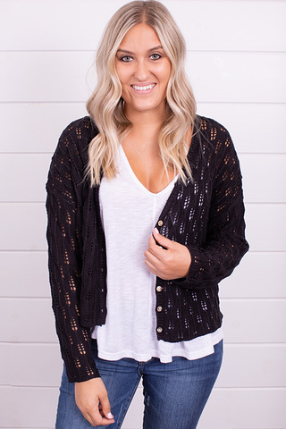 Wishlist Apparel Chunky Summer Cardigan