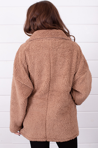 Z Supply The Sherpa Teddy Bear Coat 4
