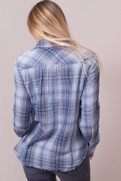Bella Dahl Bishop Sleeve Shirt 3