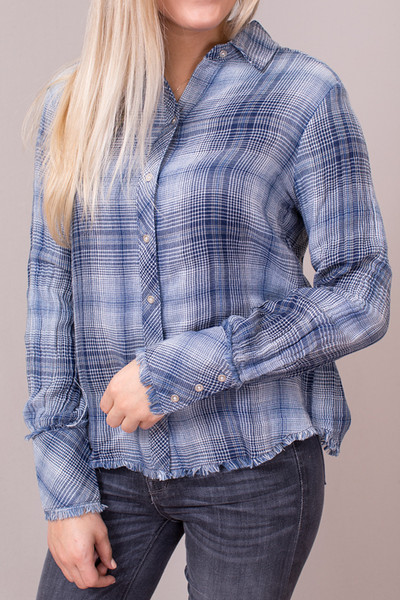 Bella Dahl Bishop Sleeve Shirt 2