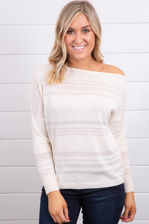 Heartloom Alexa Sweater