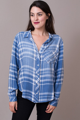 Bella Dahl Marina Button Down