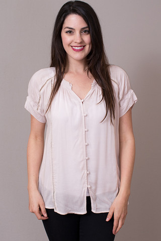 Mystree Blush Dolman