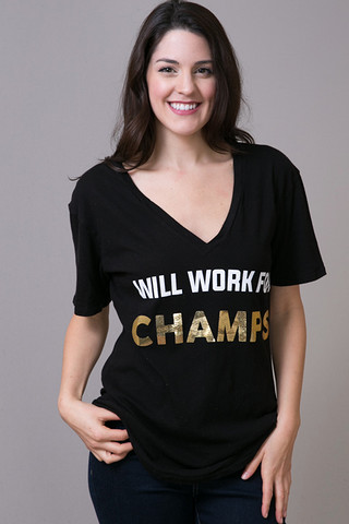 Southward Apparel Champs V-Neck
