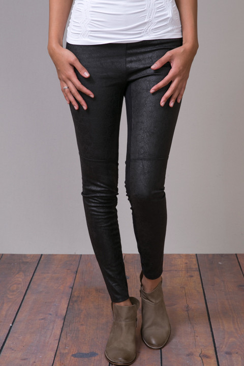 Lysse Anya Distressed Leather