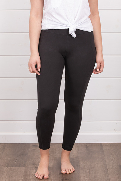 Rae Mode Butter Legging Black 3