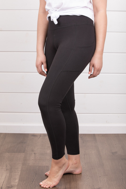 Rae Mode Butter Legging Black