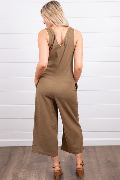 Knot Sisters Riley Jumpsuit 3
