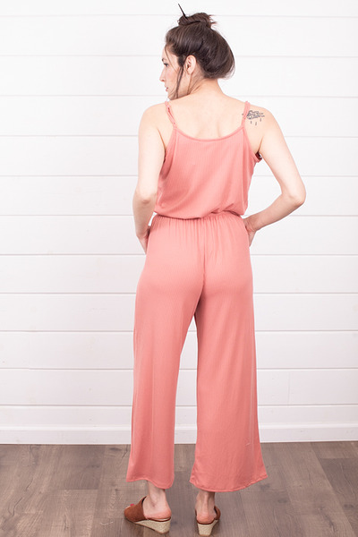 Lush Canyon Clay Romper 2