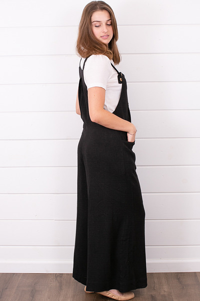 Wishlist Apparel Flare Overalls 2