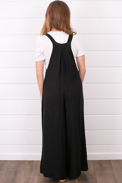 Wishlist Apparel Flare Overalls 3