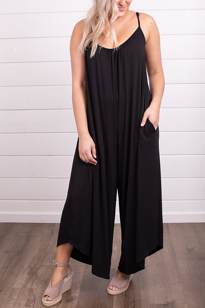 Z Supply Flared Jumpsuit 2