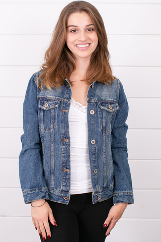 Clara Denim Jacket